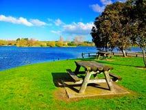picnic σημείο Στοκ εικόνα με δικαίωμα ελεύθερης χρήσης