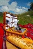 picnic τιμή τών παραμέτρων Στοκ Εικόνα