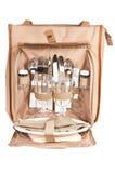 Picnic τσάντα Στοκ Εικόνες