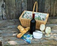 picnic χωρών αγροτική τιμή τών παρα στοκ εικόνες με δικαίωμα ελεύθερης χρήσης