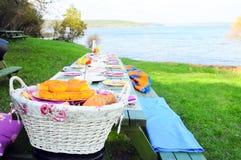 picnic Στοκ εικόνα με δικαίωμα ελεύθερης χρήσης