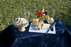 Picnic 2 Royalty Free Stock Photo