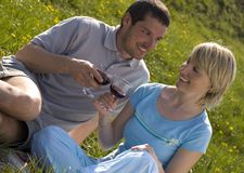 Picnic Stock Photography