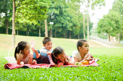 Free Picnic Royalty Free Stock Images - 34067569
