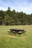 Picnic area Stock Photography