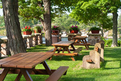 Free Picnic Area 2 Royalty Free Stock Photography - 20480467