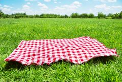 Picnic background Royalty Free Stock Photos