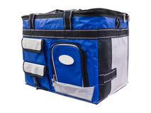 Picnic bag Royalty Free Stock Photos