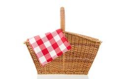 Free Picnic Basket Royalty Free Stock Photo - 41693675