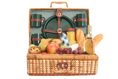 Free Picnic Basket Royalty Free Stock Images - 4703999