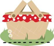 Picnic Basket Royalty Free Stock Image