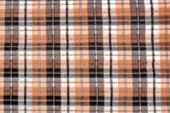 Picnic blanket. Background and texture, with space for text or image Stock Photos
