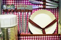 Picnic box Royalty Free Stock Photos
