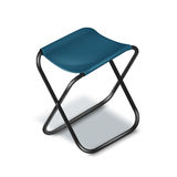 Picnic folding chair Stock Image