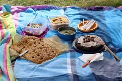 Picnic Food Stock Photos