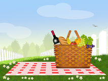 Picnic Royalty Free Stock Photography
