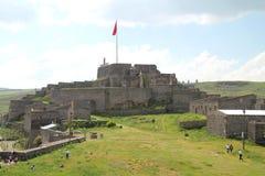 Picnic at Kars citadel Royalty Free Stock Photos