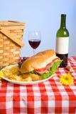 Picnic Lunch Stock Photos