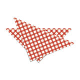 Picnic napkin icon Stock Photo