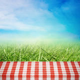 Picnic on nature Stock Photos