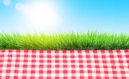 Picnic outdoors Royalty Free Stock Photos
