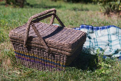 Picnic is always pleasure Royalty Free Stock Images