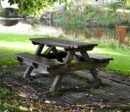 Free Picnic Seating Royalty Free Stock Image - 100859286