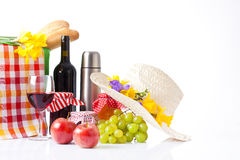 Picnic set Royalty Free Stock Photo