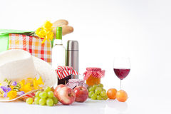 Picnic set Royalty Free Stock Images