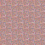 Picnic stripes texture Royalty Free Stock Photo