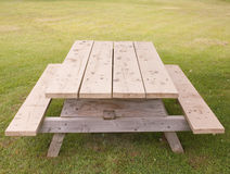 Free Picnic Table Royalty Free Stock Photo - 41847415