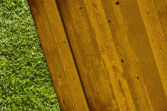 Picnic Table Background Royalty Free Stock Photography