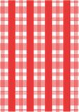 Picnic Tablecloth Pattern Royalty Free Stock Photos
