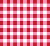 Picnic tablecloth pattern Royalty Free Stock Photography