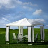 Picnic tent Stock Photos