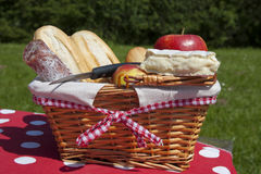 Picnic time Stock Images