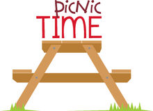 Picnic Time Royalty Free Stock Photos