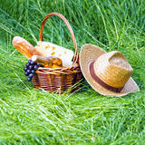 Picnic time Stock Image