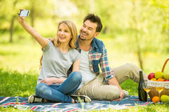 Picnic Royalty Free Stock Image