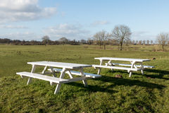Picnick place. Stock Images