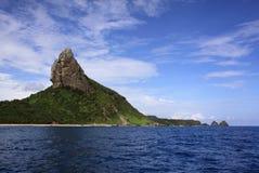 pico панорамы noronha 2 de fernando Стоковые Фото
