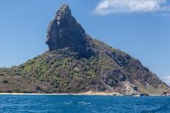 Pico Холм Фернандо de Noronha Бразилия Стоковые Изображения RF