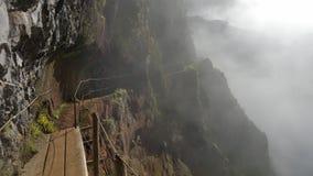 Pico Areeiro Fotos de archivo