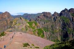 Pico Areeiro Stock Images
