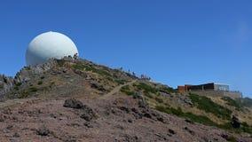 Pico Arieiro , Madeira , Portugal Stock Image