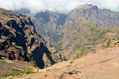 Pico Arieiro - Madeira - Portugal Royalty Free Stock Photo