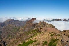 Pico Arieiro - Madeira - Portugal Stock Image