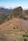 Pico Arieiro - Madeira - Portugal Royalty Free Stock Photos