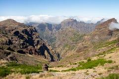 Pico Arieiro - Madeira - Portugal Royalty Free Stock Images