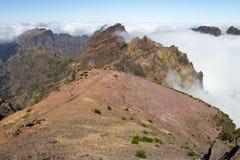 Pico Arieiro - Madeira - Portugal Stock Images